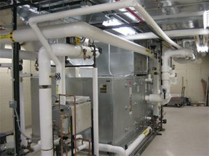 Mechanical Room Projects by JCCES