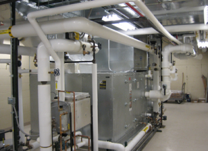 JCC Engineering Mechanical Room Projects